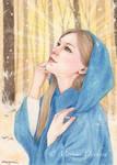 Magical Winter Morning by MayumiOgihara