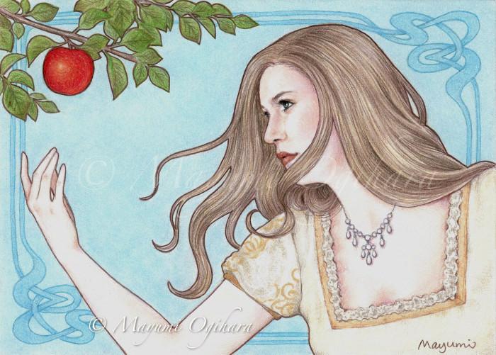 Forbidden Fruit by MayumiOgihara
