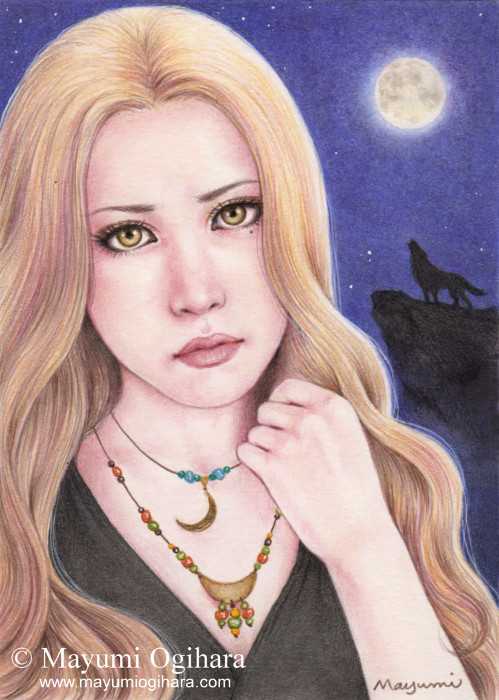 Moon Child by MayumiOgihara