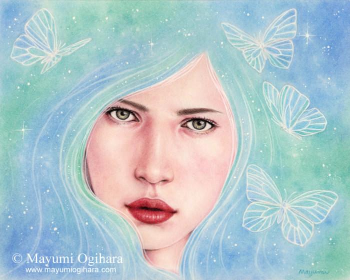 Spirit Guide Dream by MayumiOgihara