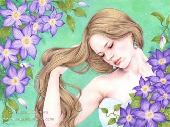 Shades of Violet by MayumiOgihara