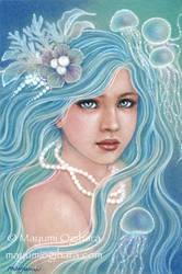 Ocean Blue by MayumiOgihara