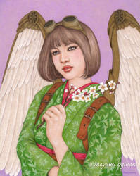 Winged by MayumiOgihara
