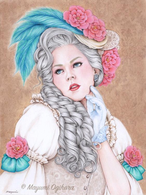 Belle Rose by MayumiOgihara