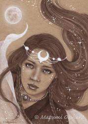 Lunar Princess by MayumiOgihara