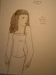 Christine Daae by gen3