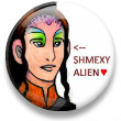 SHMEXY ALIEN by harrimaniac27