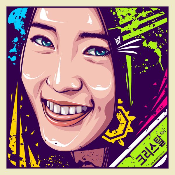 Krystal Jung by AristAF