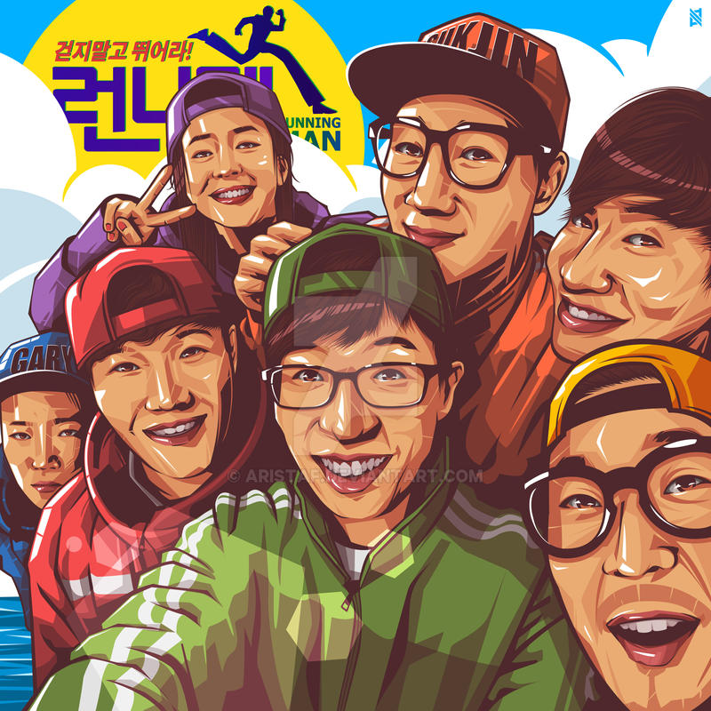 Running man 7012 by aristaf on deviantart running man 7012 by aristaf stopboris Image collections