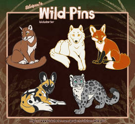 Wild Pins - Kickstarter!!