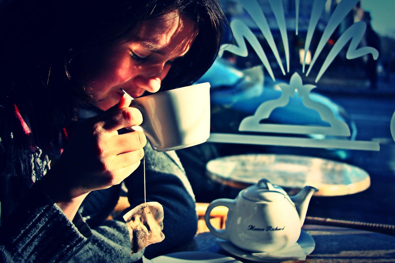 cafe by marshmallow-pies