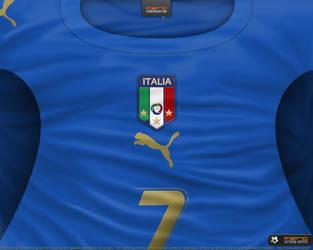 d769e7b74 elaszer 14 18 Italy home shirt 2006 by P3P70