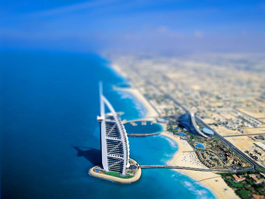 Dubai by P3P70