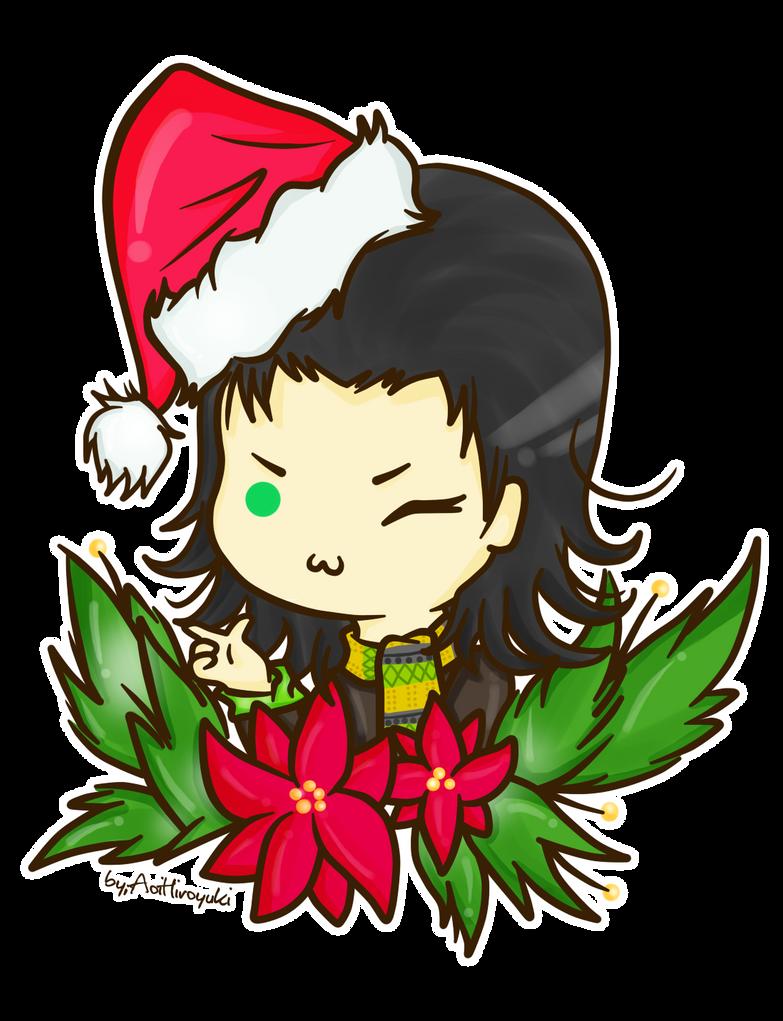 Happy Mischievous Holidays by Aoi-Hiroyuki
