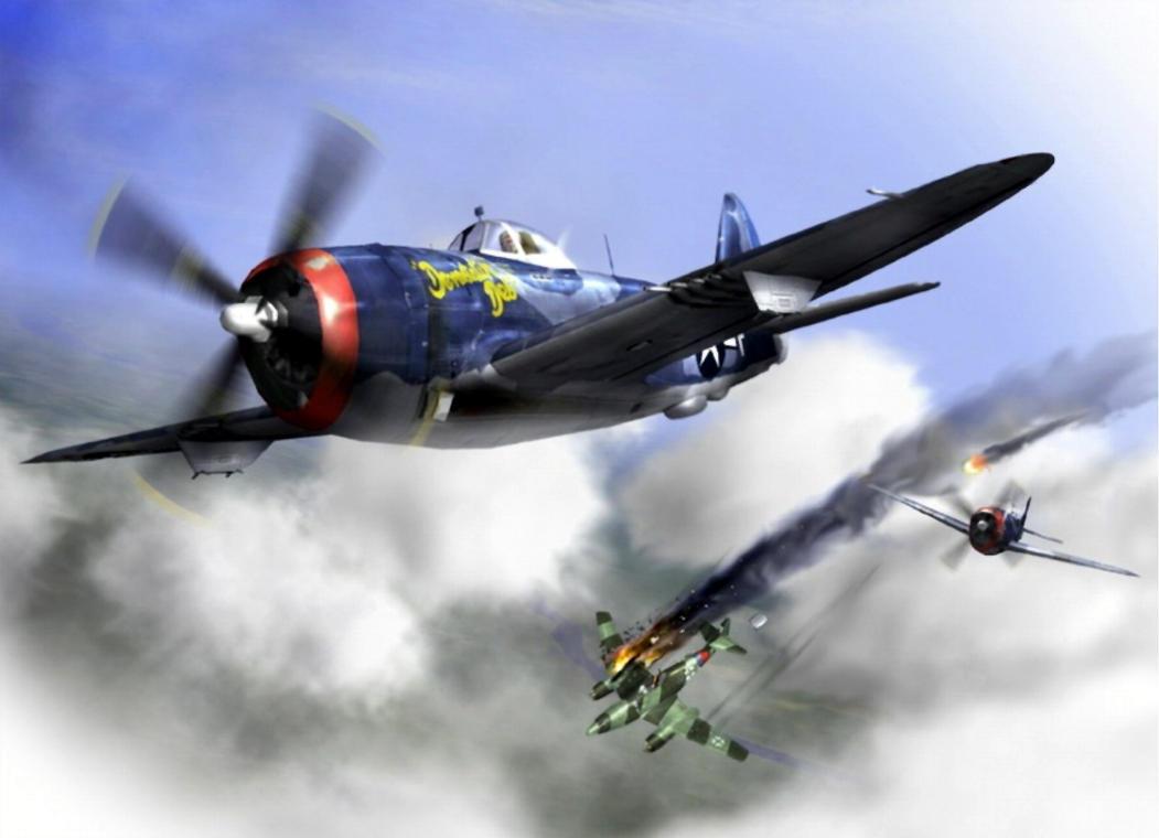 Devastatin Deb's Me262 Kill by plumpener