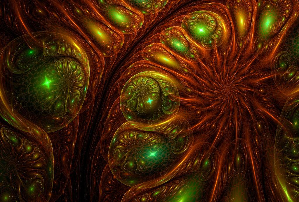 Green Lantern by DeTea