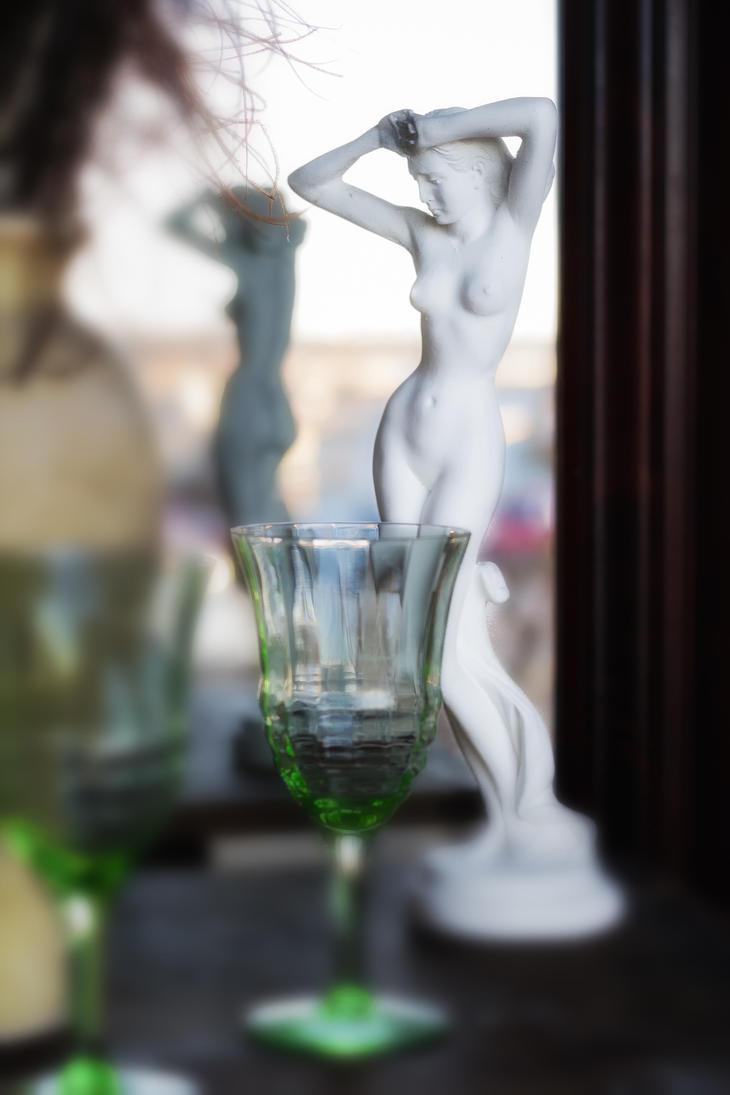 Green Glass by DeTea