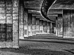 Under the Bridge - 1 Black and White