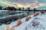 Sunrise On The Platte