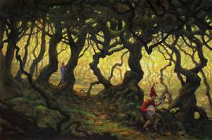 Tanglewood by postapocalypsia