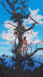 Jungle Girl by postapocalypsia