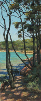 The Beach by postapocalypsia