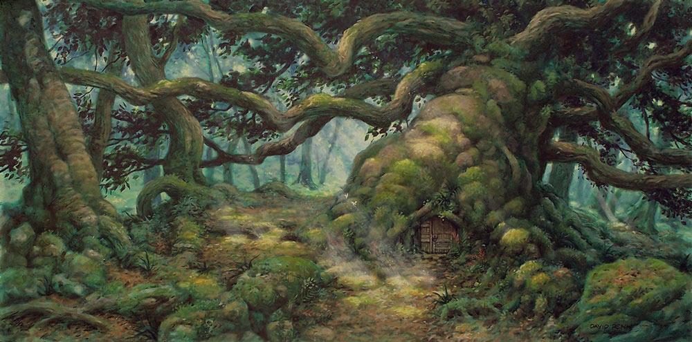 Treehouse by postapocalypsia