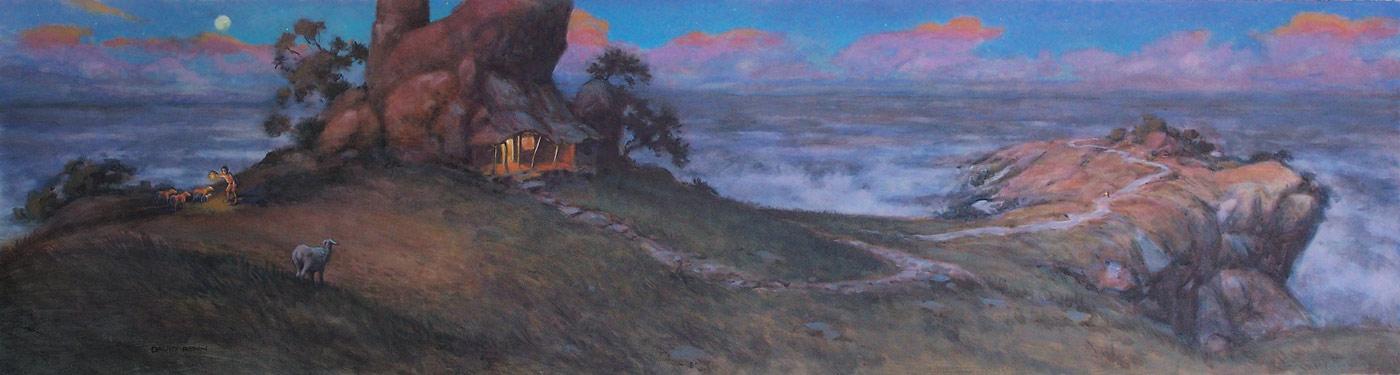 Last One Home by postapocalypsia