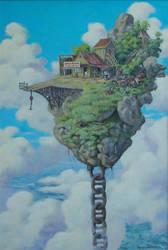 Merv's Place by postapocalypsia