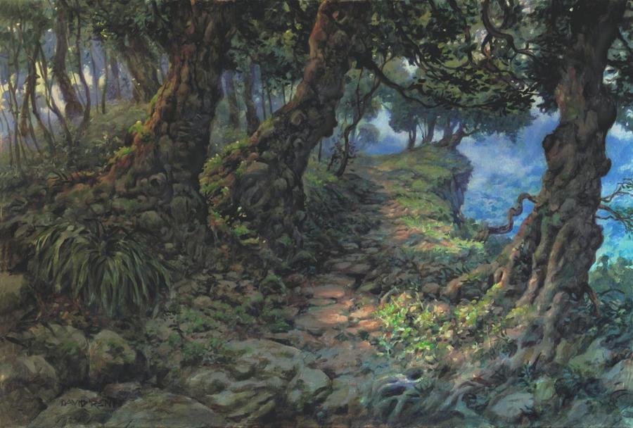 Cloudland by postapocalypsia