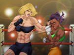 Angelica vs Goliath - 01 by JadeOwl