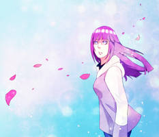 Hinata: Clair Voyant by YukiHyo