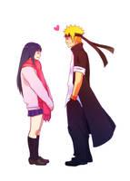 NaruHina: High School Romance by YukiHyo