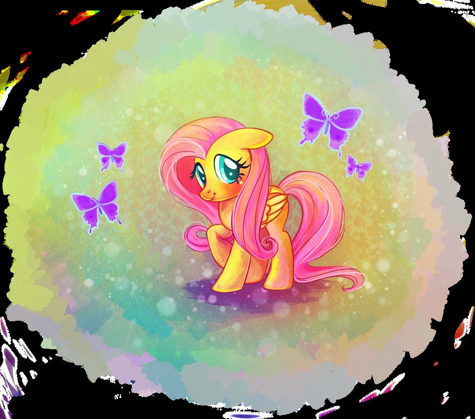 MLP: Fluttershy by YukiHyo
