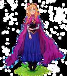 Frozen: Princess Anna by YukiHyo
