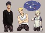 SnK: The Titan Trio