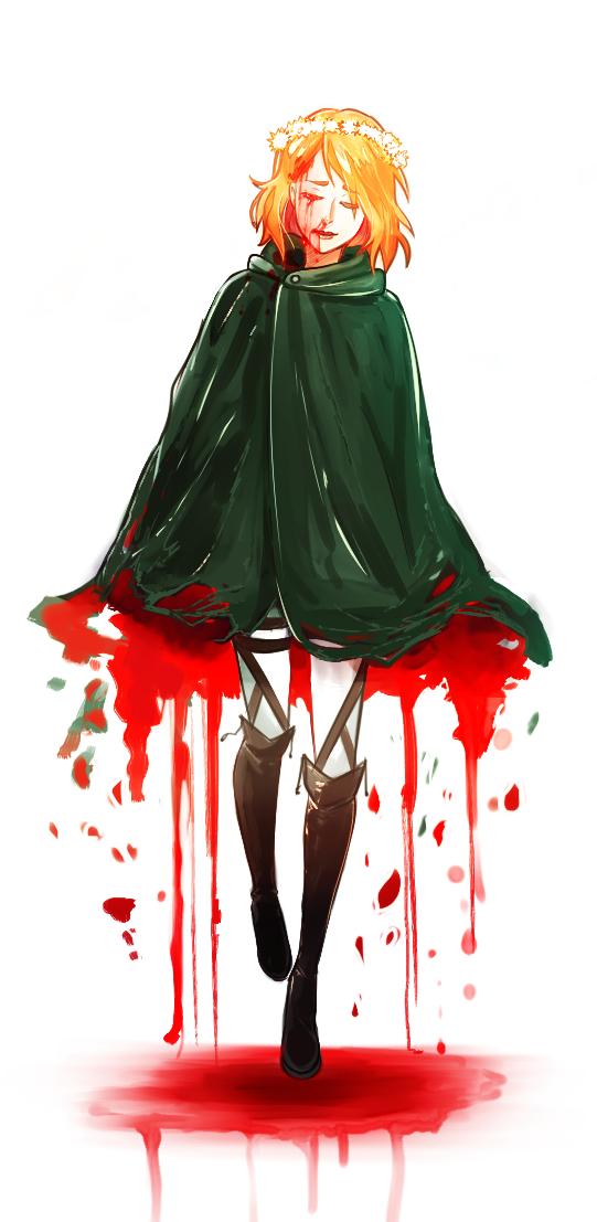 SnK: Petra's Demise by YukiHyo