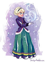 Frozen: Young Elsa