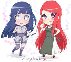 Naruto: My Favorite Ladies by YukiHyo