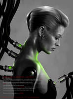 Mirror Seven of Nine by G672