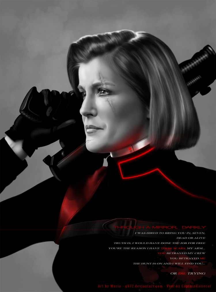 mirror captain janeway by g672 on deviantart
