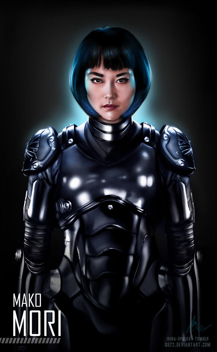 Mako Mori by G672