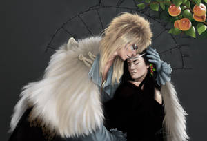 Jareth and Sarah - Farewell (unfinished)