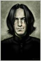 Severus Snape by G672