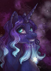 for Night Moon by Alina-Sherl
