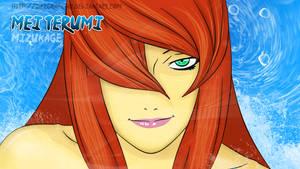 Mei Terumi - Smiling :)