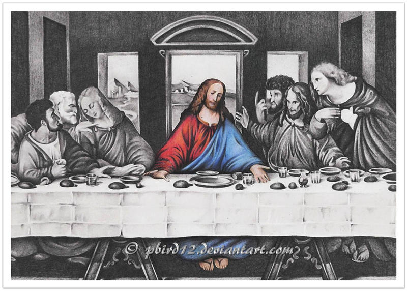 The Last Supper by pbird12