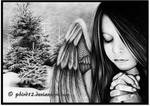 In the arms of the angels