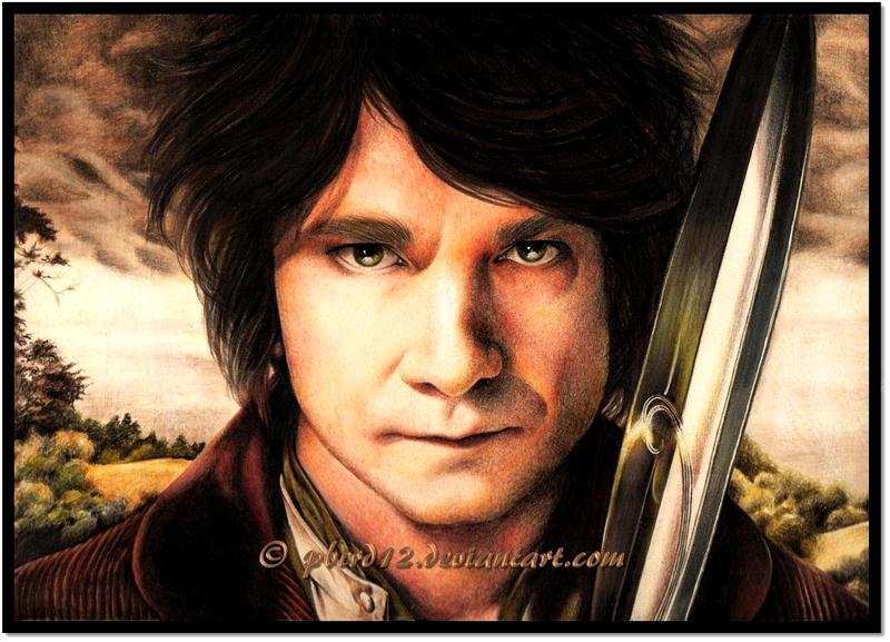 Bilbo Baggins by pbird12