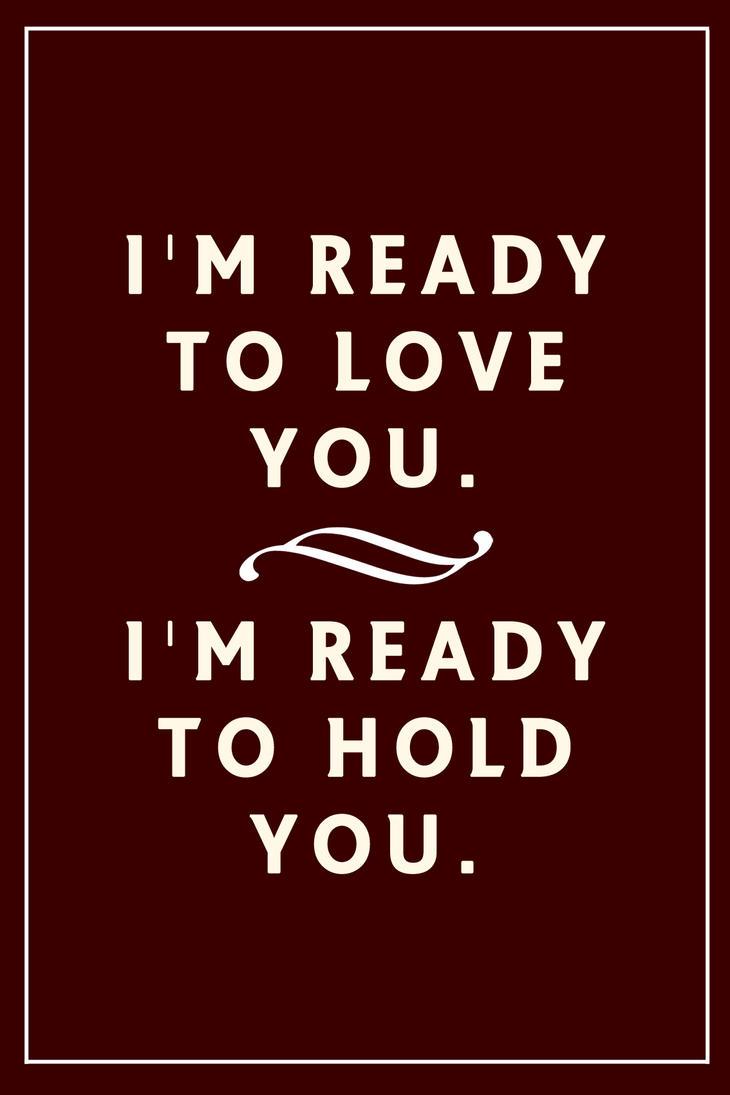 I'm Ready by TheEndWhereIBegin